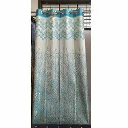 Trendy Door Silk Curtain