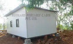 PUF Prefabricated Cabin