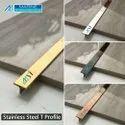 MSI Custom Metal Profile 304, PVD TI Coated