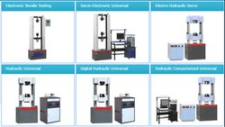 UTM/CTM/ Tensile - NABL Calibration
