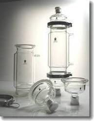 Glass Jacketed Bioreactor