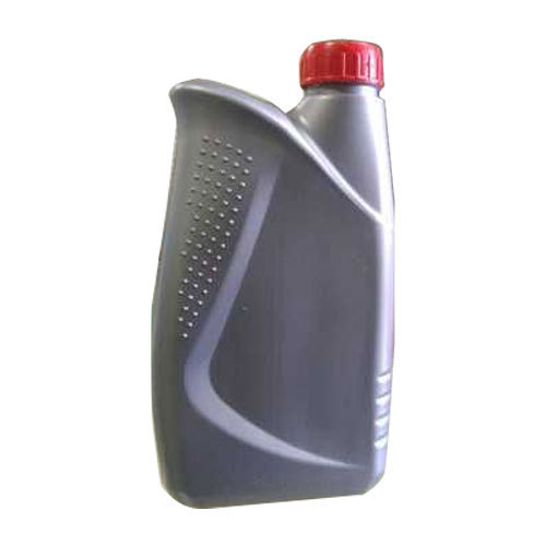 Grey 500ML Lubricant Oil Bottle