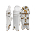 White Stanford Sf Sapphire Cricket Batting Pads, For Sports, Size: Mens
