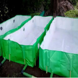 Vermicomposting Bed
