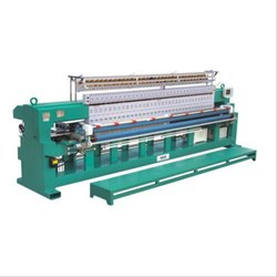Multihead Single Layer Quilting Embroidery Machine