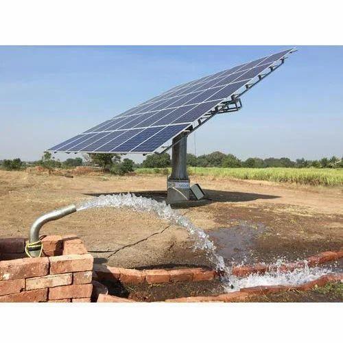 3 Hp Single Phase Solar Water Pump Water Flow 57000 Lpd Rs 65000 Kilowatt Id 18970890791