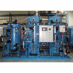Automatic Deionization System