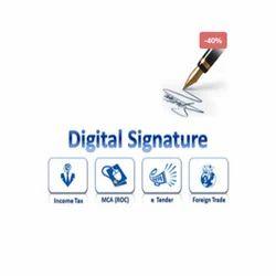 Accounts Digital Signature Service, Authentication