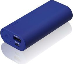 Promotional Blue Power Bank
