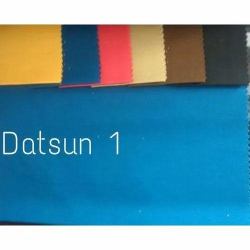 Satin Slub Shirting Fabric