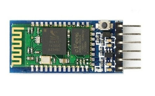 Bluetooth Hc 05 Wireless Uart Ttl Output Module For Arduino