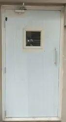 Metal Hinged General Door, For Residential
