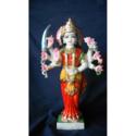 Durga Marble Statue