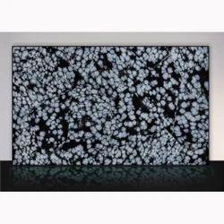 Snowflake Obsidian Slab