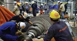 Overhauling & Maintenance Gas Turbine Maintenance, Power Capacity: >50 MW