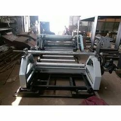 Jumbo Surface Winder Slitter Machine
