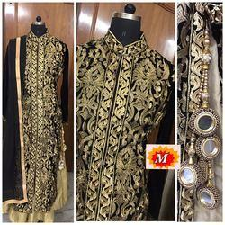 Stitched Available In Many Colors Ladies Suit
