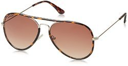 Female Fastrack Aviator Women's Sunglasses, Size: Lens Width - 57 Mm, Nose-bridge: 13 Mm, Temple Length: 138 Mm