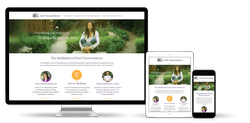 Basic Business Site Responsive Web Design, SEO