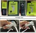 Abs Uniware Health Faucet, Packaging Type: Box