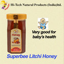 Superbee Natural Litchi Honey 1 kg