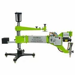 Automatic Single Phase Profile Cutting Machine, Capacity: 150 Mm, Cpc-1600