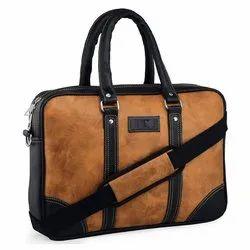 Laptop Messenger Leather Bag
