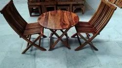 Sheesham Wood Folding Chair
