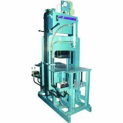 Interlocking Paver Block Oil Hydraulic Press Machine