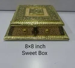 8x8 inch Sweet Packaging Box