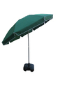 Garden Umbrella-9'-Tiltable-Green