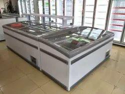 600L Commercial Island Freezer