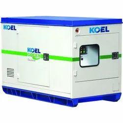 Kirloskar Silent or Soundproof 100 KVA Koel Diesel Generator, For Commercial, 415 V, 230 V