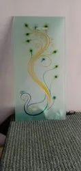 Designer Glass Printed Sheet