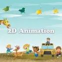 Digital 2d Animation Service