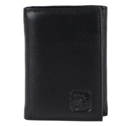 Woodland W 171 Black Men's Leather Wallet