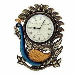 Vintage Work Analoge Wall Clock