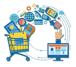 Ecommerce Shopping Cart Hosting Service, in Pan India, With Online Support