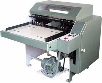 Creasing Scoring And Perforating Machine - Gem Solutions