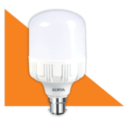 Aluminum Round ECO LED Bulb