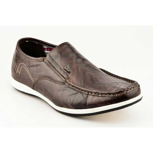 Blue Leather Lee Cooper 13 1686 Brown