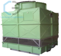 Packaged Modular Frp Counterflow Cooling Towers