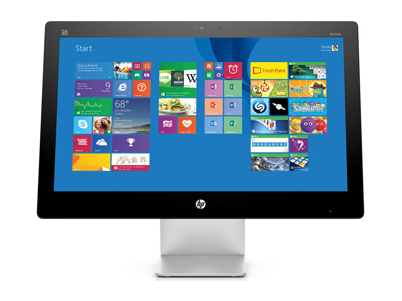 HP Pavilion All-in-One Desktop