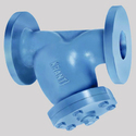 PV-408 Cast Iron Y Type Strainer
