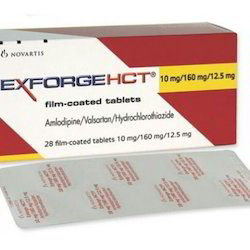 Exforge HCT Generic Tablets