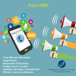 Voice SMS Services