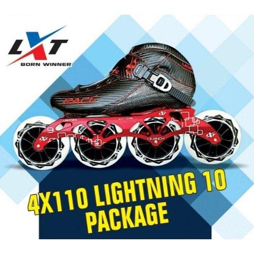 Lightning 10 Inline Skate Shoes, Roller