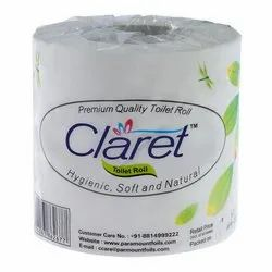 Claret Soft Toilet Roll 350 Pull