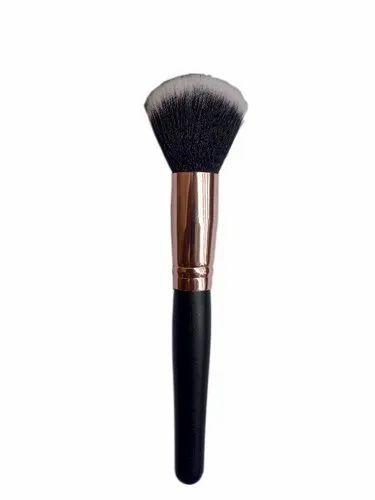 Plastic Foundation Blender Makeup Brush