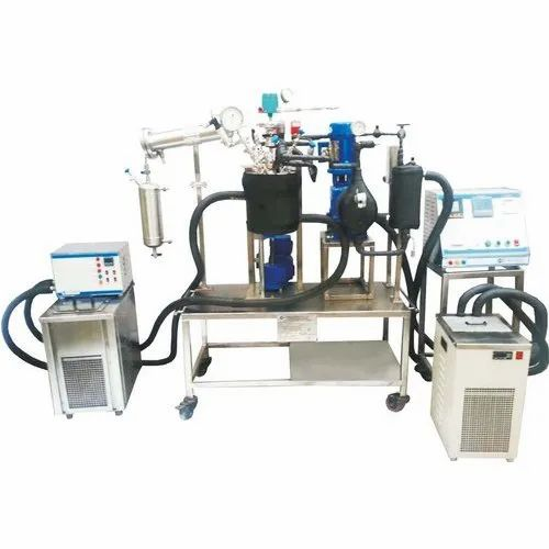 Single Phase Continuous Hot Extraction Equipment